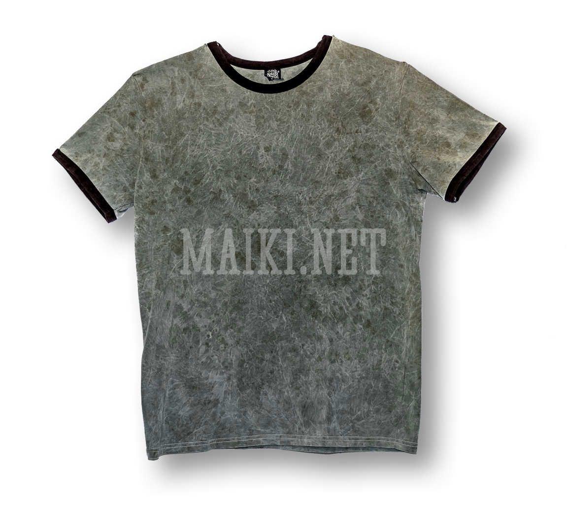 Вытравная покраска одежды и ткани